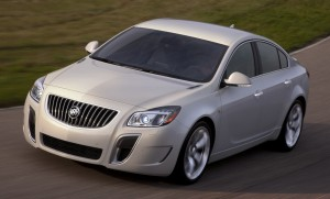 2012 Buick Regal GS Columbia SC